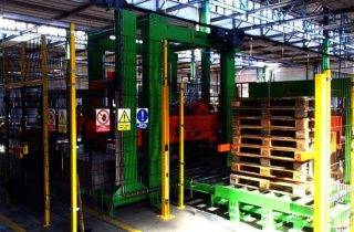 Palletizer AP 111